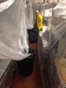 Commercial Kitchen Cleaning NC